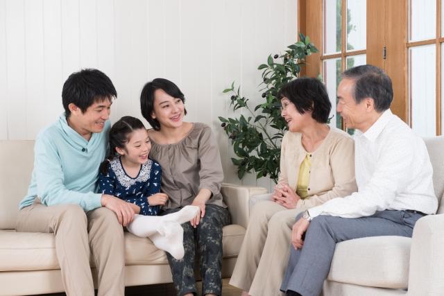 小学校受験に口出しする両親(祖父母)。子供(孫)に影響しないよう心がける。